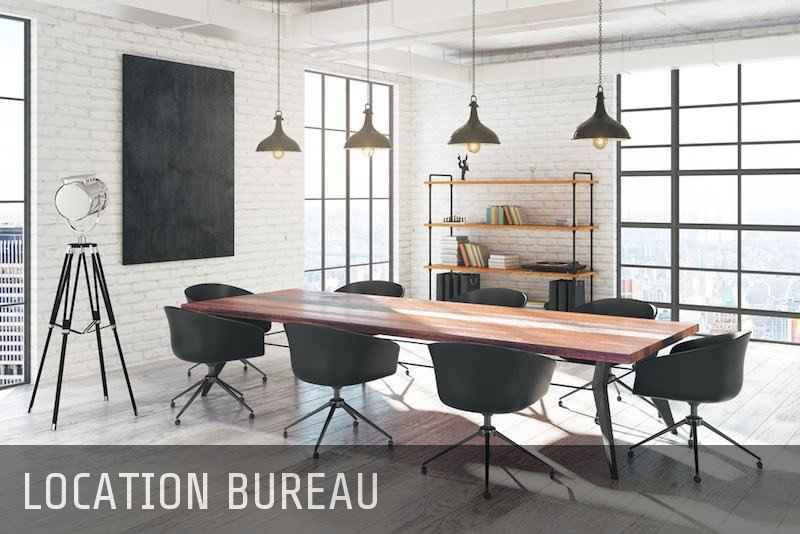 Location de bureau